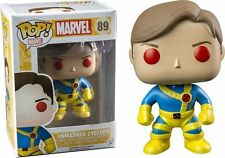 X-MEN UNMASKED Cyclops (Marvel) Limited Edition Funko Pop! Figura in vinile