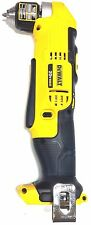 New Dewalt DCD740 20V 3/8 Cordless Battery Right Angle Drill 20 Volt MAX DCD740B