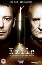 EXILE DVD BBC TV Mini Series John Simm Jim Broadbent New Original UK Release R2