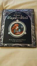 WIZARDOLOGY Guide to Wizards of the World by Master Merlin. With cards sealed
