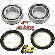 All Balls Steering Headstock Stem Bearing Kit For Suzuki GT 250 Hustler 1977
