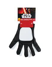 Force Awakens Costume Accessory, Mens Star Wars Flametrooper Gloves