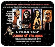 """PLANET OF THE APES MOUSE PAD 1/4"""" NOVELTY MOUSEPAD"""