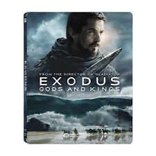 Exodus - Dei E Re (3 Blu-Ray) (Ltd Steelbook)