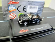Schuco 1:87  Porsche 356 A Coupe in schwarz   Art. 25123