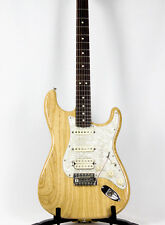 2012 Fender American Special Stratocaster HSS Natural Electric Guitar - 10020331