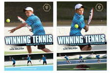 Winning Tennis DVD Set - Great Tips for a Player or Coach at any level!