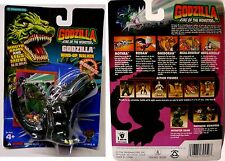 Trendmasters Godzilla Wind-up Walker & Card  King of the Monsters Toy 1994