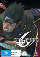 Naruto Shippuden : Collection 6 : Eps 66-77 (DVD, 2011, 2-Disc Set)