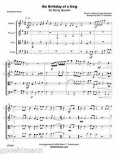 12 hymn arrangements for STRING QUARTET.   Sheet music with FREE US shipping!