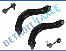 New 4pc Kit: Rear Upper Control Arms and Rear Stabilizer Sway Bar Links - Non-DX