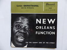 LOUIS ARMSTRONG New Orleans function 10007