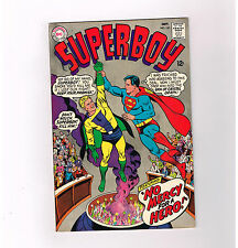 "SUPERBOY (v1) #141 Grade 8.5 Silver Age DC! ""No Mercy For a Hero""!!"