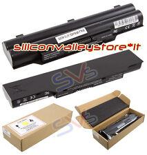 Batteria Litio Fujitsu Siemens LifeBook A530 BH531 AH530 LH701 LH520 FPCBP274AP