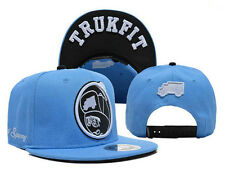 New Fashion TrukFit Snapback Hat adjustable Baseball Cap Hip-Hop cap Blue Gift