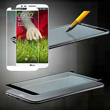 TEMPERED GLASS SCREEN PROTECTOR LCD GUARD FILM FOR LG G2 D802 Strong/Safe Guard