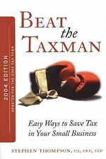 Beat the Taxman: Easy Ways to Save Tax in Your Small Business