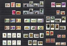 Amazing Collection of MNH Complete Sets from ALBANIA