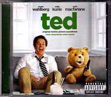 TED Walter Murphy OST Soundtrack CD Seth MacFarlane Mark Wahlberg  Norah Jones