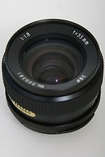 Mitake 35mm f1.8 lens,Formula 5 MC, Wide Angle Lens for M42 Screw Mount