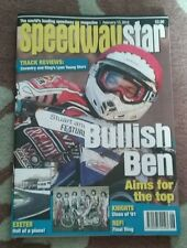 Speedway Star 13th February 2016