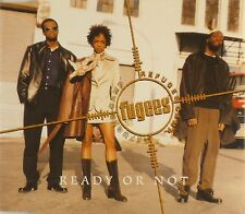 Maxi CD - Fugees (Refugee Camp) - Ready Or Not - #A2401