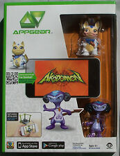 Appgear Akodomon Mobile Application Game ipad 2 iphone ipod Android Stig Zira