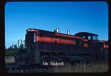 Original Slide Canada:  QIT Quebec Iron & Titanium MP15DC 9 In 1982