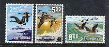 China Taiwan C78-C80 MNH 1969 Birds Taiga Bean Goose x19629
