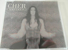 CHER - Believe (3 Track CD Single) Used Very Good