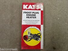 Kats  Frost Plug Engine Block Heater  400 watt 1.5 inches