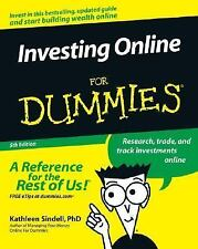 NEW - Investing Online For Dummies (For Dummies (Lifestyles Paperback))