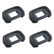 4xRubber DSLR RSO Eye Piece Eye Cup Eg For Canon EOS 1D 1Ds 5D Mark replacement