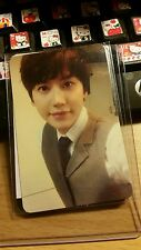 Super junior kyuhyun 1st mini album official photocard card Kpop K-pop bts btob