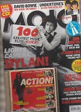 MOJO MAGAZINE + FREE CD APRIL 2013, 100 GREATEST MUSIC FLIM EVER!, ACTION! CD.