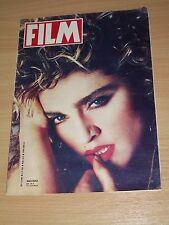 VERY RARE Film magazine 5 1991 Madonna on cover * Kylie Minogue * Ornella Muti