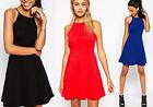 Minikleid Kleid Tunika Ärmellos Mini sehr luftig S M L XL XXL 36 38 40 42 44 NEU