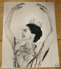 MARGOT FONTEYN VINTAGE ORIGINAL BARON STERLING NAHUM ORIGINAL BALLET PHOTO 6