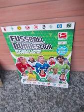 Fussball Bundesliga, Offizielle Sticker Sammlung 2012/13, mit 6 Stickern