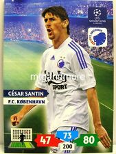 Adrenalyn XL Champions League 13/14 - Cesar Santin - F.C. Kobenhavn