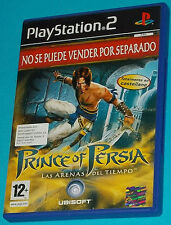 Prince of Persia - Las Arenas del Tiempo - Sony Playstation 2 PS2 - PAL