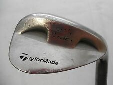 TaylorMade RAC Chrome 54* Wedge 54.10 Wedge flex Steel Used RH