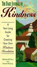 Daily Journal of Kindness: A Year-Long Guide for Creating Your Own Kindness Revo