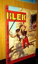 GLI ALBI DEL GRANDE BLEK # 242-BLEK LE ROC -LIBRETTO-ORIGINALE-1968