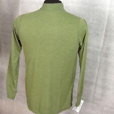 driFire Flame Resistant OD Green Small Long Sleeve Silkweight Shirt USA  D4