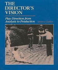The Director's Vision: Play Direction from Analysis to Production, Catron,Louis,