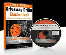Game Elevation - Driveway Drills: Master Basketball Training eBook on CD