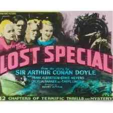 THE LOST SPECIAL, 12 CHAPTER SERIAL, 1932