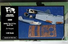 VERLINDEN 1289 - A6M2b TYPE 21 ZERO DETAIL SET - 1/48 RESIN KIT NUOVO