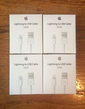 4X - OEM Certified Original Lightning USB Charger Cable For Apple iPhone 7 6 5